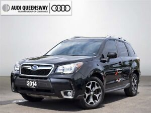 2014 Subaru Forester 2.0XT Touring, Panoramic Sunroof, Camera