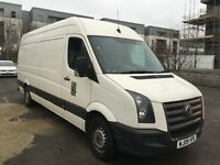 Volkswagen Crafter 2.5 TDI CR35 High Roof Van 4dr (LWB)