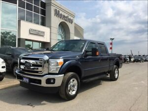 2016 Ford F-250 XLT, Bluetooth, 4X4, ONE OWNER, Clean Carproof