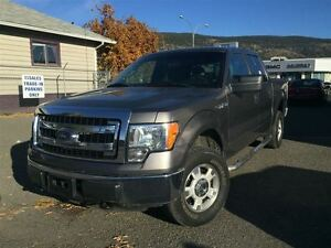 2013 Ford F-150 XL**4X4, 5'5 Box, 5.0L Engine**