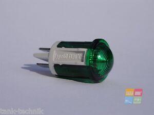 original LED Betriebslampe/Betriebsleuchte grün für ASF Leckanzeiger III od IV F