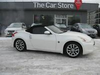 2010 Nissan 370Z Touring CONVERTIBLE,NAVI, BLUETOOTH, LEATHER, F