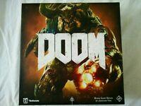 DOOM board game - New, Unplayed