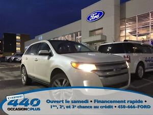 2013 Ford Edge Limited *Cuir,Toit ouvrant,Navigation*