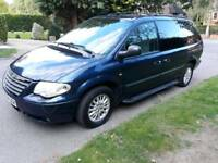 Chrysler Grand Voyager XS 2.8 CRD Auto
