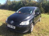 2007 (56) VW Volkswagen fox 1.2 manual petrol