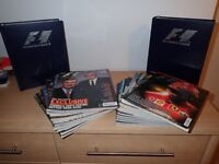 Original Formula One Magazines - not to be confused with F1 Racing Mags.