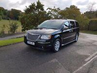 2010 Chrysler Grand Voyager 2.8 CRD Touring