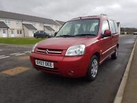 2007 berlingo 1.6 hdi multi space