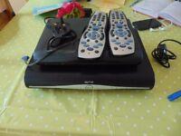 2 Sky HD Boxes