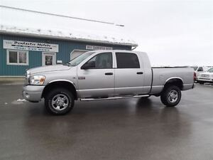 2009 Dodge Ram 3500 Laramie, DIESEL, LEATHER, DVD, NEW TIRES!!