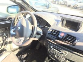 LEFT HAND DRIVE DASHBOARDS RENAULT MEGANE 2011