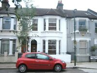 SUPERB NEWLY RENOVATED 2/3 BEDROOM GARDEN FLAT NEAR TRAIN, ZONE 2 NIGHT TUBE, 24 HR BUSES & SHOPS