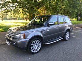 09 Range Rover SPORT 3.6 TD V8 HSE 12 M MOT HPi Clear 6 M Warranty & AA Included Warranted Mls