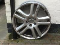"Aruba Alloy Wheel 18"" Jaguar"