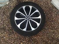 "Qashqai 18""alloy wheel"
