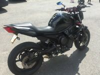 Yamaha XJ6 Naked / Datatool Tracker and Much More / A2 Restrictable