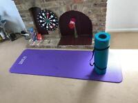 Yoga mat x2
