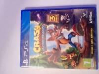 Crash bandicoot n sane trilogy £30 no offers