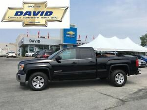 2014 GMC Sierra 1500 SLE DCAB 4WD SHORT 4X4 REAR CAM LOCAL TRADE