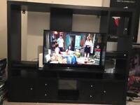 TV Storage Unit- Black from Ikea