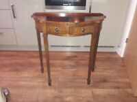 Vintage Console Table - Furniture