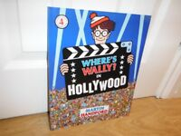 Where's Wally? In Hollywood Book 4 By Martin Handford New Condition