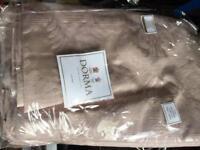 Dorma curtains - Brand new in packet