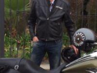 Harley Davidson black jacket X2