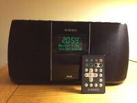 Roberts Fusion DAB/FM Digital Sound Dock for iPod/iPhone.