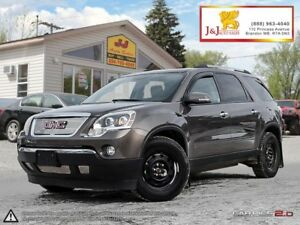 2010 GMC Acadia SLE 7Pass.,AWD,Nice Unit