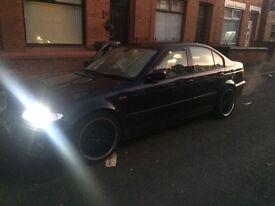 BMW 330i msport