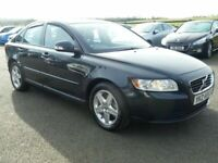 2010 Volvo S40 2.0 diesel s with only 71000 miles, motd april 2022