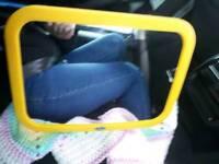 2 x Baby car mirrors Baby mad make.