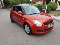 Suzuki Swift 2008 1.4 petrol 3 door Bargain priced to clear..