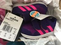 Brand new toddler trainers