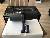 Shure SM7B Dynamic Cardioid Microphone