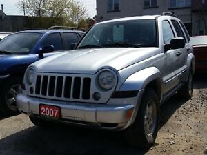2007 Jeep Liberty Sport-certified