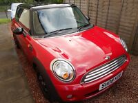2008 Mini Cooper 1.6 Years MOT