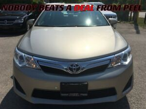 2013 Toyota Camry LE**BACK-UP CAM**BLUETOOTH**CAR PROOF CLEAN**