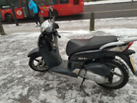 Honda Sh125 with heated grip, MOT, alarm and all paperwok