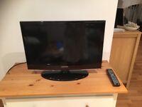 Flat Screen Samsung TV (24inch)