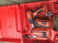 Hilti impact wrench 22v