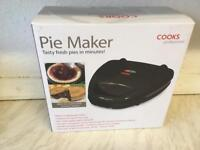 Pie maker brand new and boxed