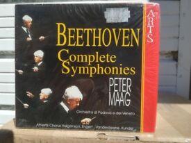 Beethoven CDs box set