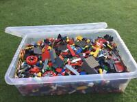 Mixed Lego bundle est 3500 pieces