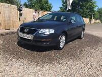 Volkswagen passat 1.9 tdi 109bhp low millage long mot