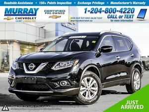 2015 Nissan Rogue AWD 4dr S *Bluetooth, Keyless Entry, Traction