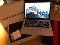 MacBook Pro (Retina, 13-inch, Late 2013) Immaculate condition, boxed