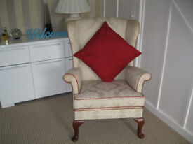 Parker knoll signle chair Original in family from new